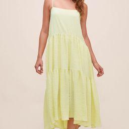 Ursa Midi Dress | ASTR The Label (US)