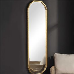Christiano Traditional Beveled Full Length Wall Mirror   Wayfair Professional