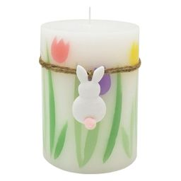 Celebrate Easter Together Blooming Orchard Pillar Candle | Kohl's