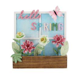 Celebrate Easter Together Hello Spring Table Decor | Kohl's