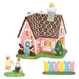 Department 56 Snow Village 6002310 Easter Sweets House | Walmart (US)