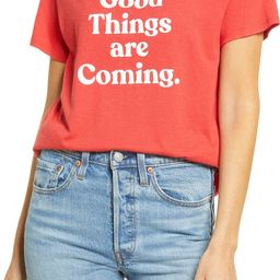 Good Things Graphic Tee   Nordstrom