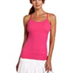 Fila Women's Cami Tank, Pink, Small | Amazon (US)