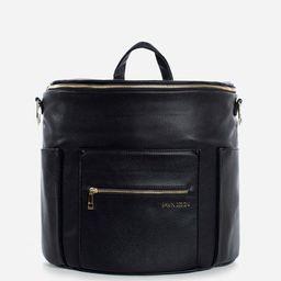 The Original Diaper Bag - Black   Fawn Design