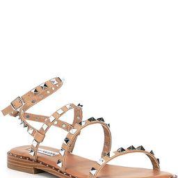 Travel Studded Sandals | Dillards