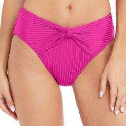 Twist Knot High Waist Bikini Bottom | Everything But Water