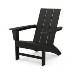 Sol 72 Outdoor™ POLYWOOD® Modern Plastic Adirondack Chair   Wayfair North America