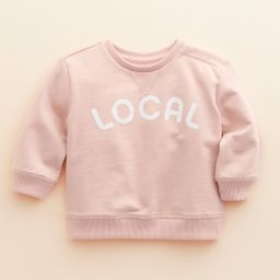 Baby & Toddler Little Co. by Lauren Conrad Organic Crew Pullover | Kohl's