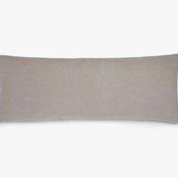 Vintage Linen Body Pillow Cover | Parachute