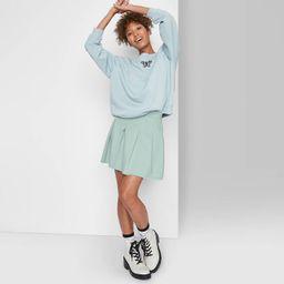 Women's Tennis A-Line Mini Skirt - Wild Fable™ | Target