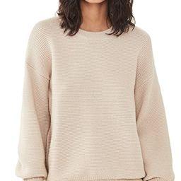 Cozy Knit Sweater | Shopbop