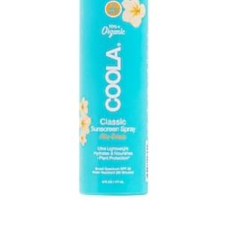 COOLA Classic Body Organic Sunscreen Spray SPF 30 in Pina Colada from Revolve.com | Revolve Clothing (Global)