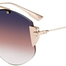Dior Stronger Rose Gold/Pink Lens Sunglasses | Amazon (US)