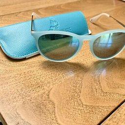 NEW BLENDERS Eyewear Sunglasses THE YACHT WEEK | COMPASS BLUE Polarized W/ CASE  | eBay | eBay US