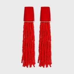 SUGARFIX by BaubleBar Beaded Tassel Earrings | Target