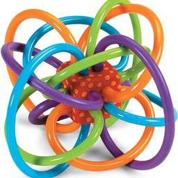 Manhattan Toy Winkel Rattle and Sensory Teether Toy - Walmart.com | Walmart (US)