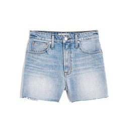 The Curvy Perfect Jean Short in Baylis Wash | Madewell