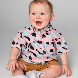 Nash Boys Button Down Shirt - Malibu | BuddyLove