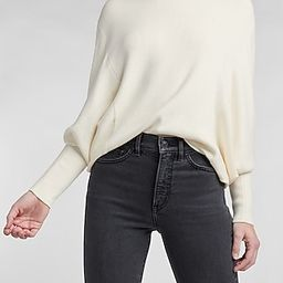 Blouson Sleeve Crew Neck Sweater | Express