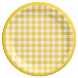 """5.75"""" 15ct Cup Cake Plates Disposable Dinnerware - Spritz™ 