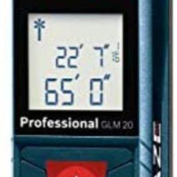 Bosch GLM 20 Blaze 65' Laser Distance Measure   Amazon (US)