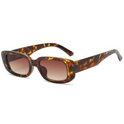 Dollger Retro Rectangle Sunglasses For Women Trendy Vintage 90s Small Sunglasses UV 400 Protectio... | Amazon (US)