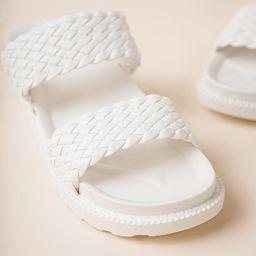 Challen Woven Strap Sandal   Bohme