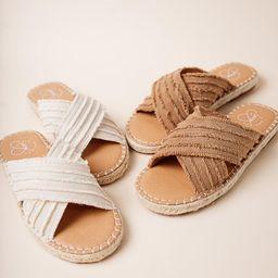 Cleo Cross Sandals   Bohme