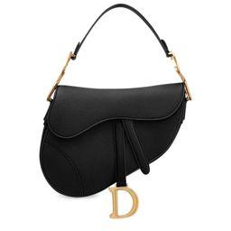 Dior Saddle Bag Calfskin Black | StockX