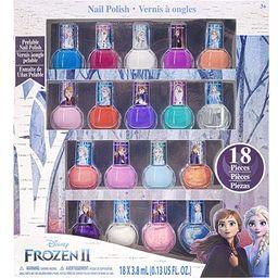 Townley Girl Frozen Non-Toxic 18 Piece Peel Off Nail Polish Set | Amazon (US)