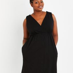 Plus Size 3 in 1 Labor, Delivery And Nursing Gown | Motherhood Maternity