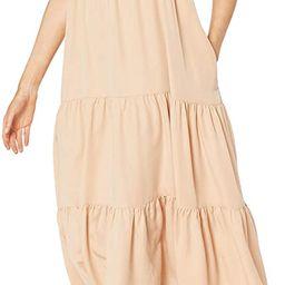 The Drop Women's Britt Tiered Maxi Tent Dress   Amazon (US)