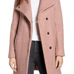 Wool Blend Bouclé Coat   Nordstrom