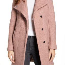 Wool Blend Bouclé Coat   Nordstrom Rack