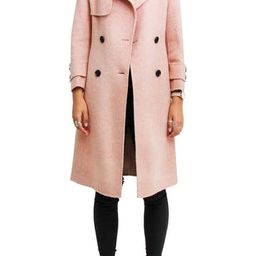 Endless Attention Wool Coat   Nordstrom Rack