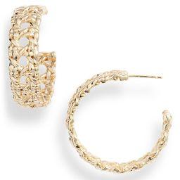 Natalie Hoop Earrings | Nordstrom