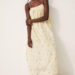 Linen-blend dress   H&M (UK, IE, MY, IN, SG, PH, TW, HK, KR)