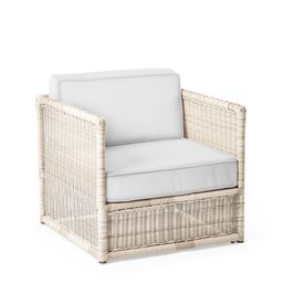 Pacifica Lounge Chair - Driftwood | Serena and Lily