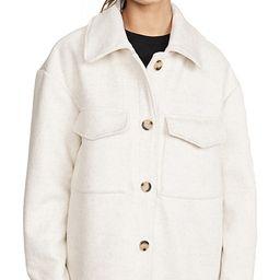Drew Wool Blend Jacket | Shopbop