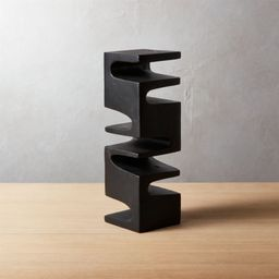 Esher Pillar Sculpture + Reviews   CB2   CB2