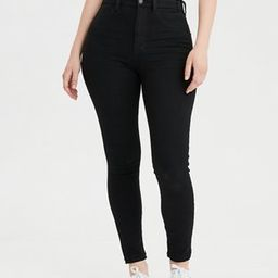 AE Dream Curvy Super High-Waisted Jegging | American Eagle Outfitters (US & CA)