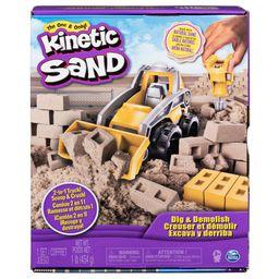 Kinetic Sand Dig & Demolish | Target