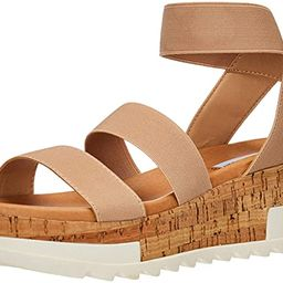 Steve Madden Bandi Wedge Sandal   Amazon (US)