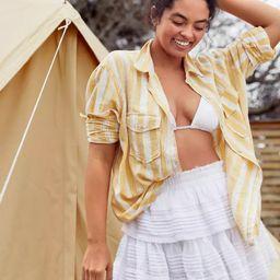 Aerie Rock 'n' Ruffle Mini Skirt   American Eagle Outfitters (US & CA)