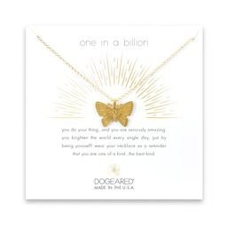 one in a billion butterfly necklace | Dogeared