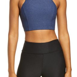 Women's Outdoor Voices Athena Crop Top, Size X-Small - Blue   Nordstrom