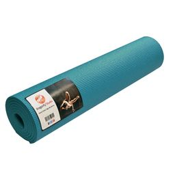 DragonFly Studio Deluxe Sticky Yoga Mat - Teal Green (6mm)   Target