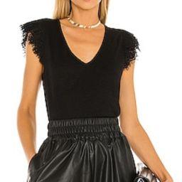 Generation Love Brynn Top in Black from Revolve.com | Revolve Clothing (Global)