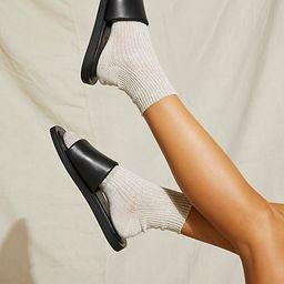 Wren Slip-On Sandals by Free People, Black, EU 41   Free People (US)