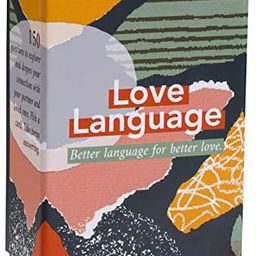 Love Language: Card Game - 150 Conversation Starter Questions for Couples - to Explore & Deepen C... | Amazon (US)